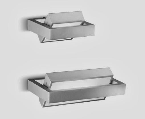Lamparas Para Baño De Techo:Metal y Luz, iluminación y diseño: LAMPARAS PARA BAÑOS Y ASEOS