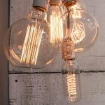 Bombillas decorativas led, filamento de carbono, halógenas y bajo consumo