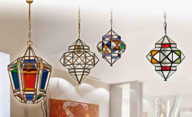 Decoración e iluminación árabe | METAL y LUZ S.L.