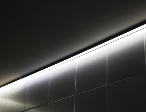 como colocar luces led en el techo. free iluminacin de techo led