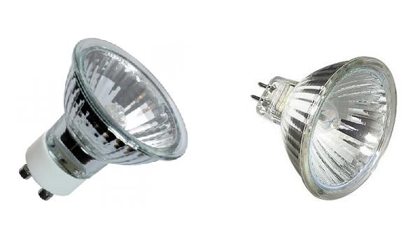 bombillas halgenas dicroicas