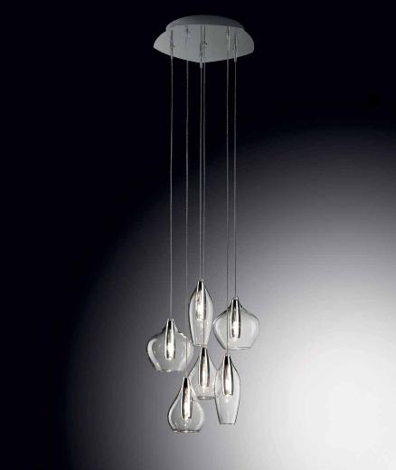 En metal y luz queremos presentarte este modelo de lmpara de