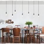 bombillas decorativas de moda: formas y tipos