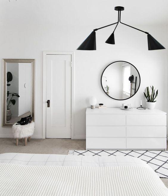 dormitorio_lampara_negra