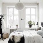 Iluminar el dormitorio, lámparas auxiliares