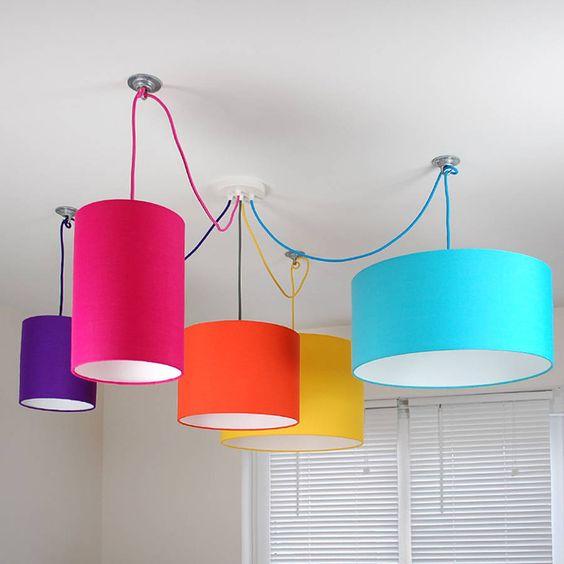 cables de colores para lámparas | METAL y LUZ S.L.